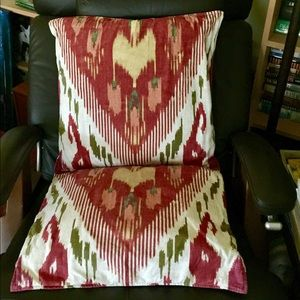 """3 Pottery Barn 20x20"""" Accent Pillow Covers"""